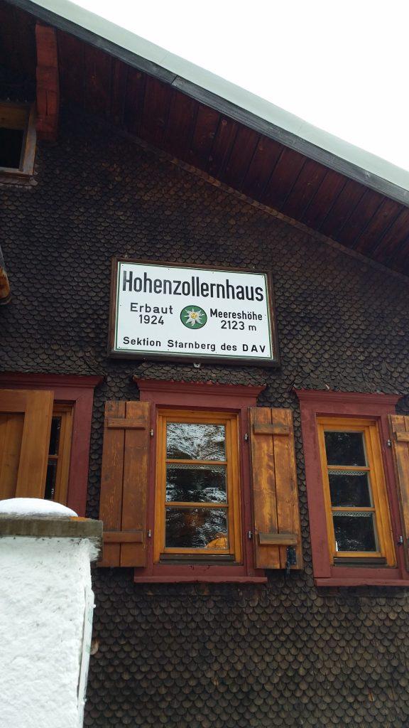 Hollenzollernhaus