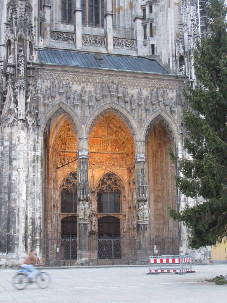 Entrance of Ulm Minister