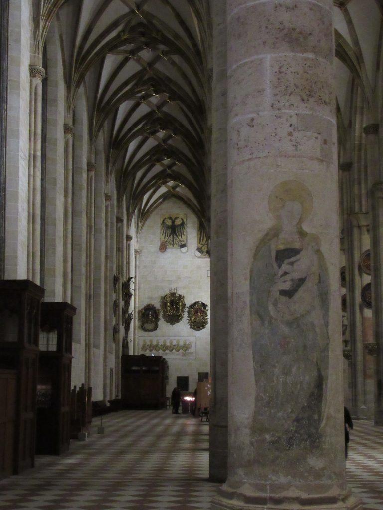 Arcs at Ulm Minister