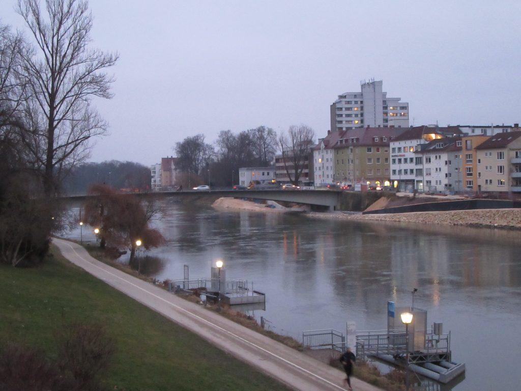 Danube at Ulm, Germany