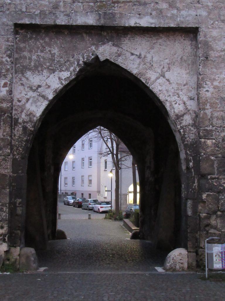 Passing or Arc at Ulm