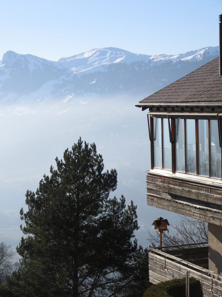 Just more Alps of Liechtenstein