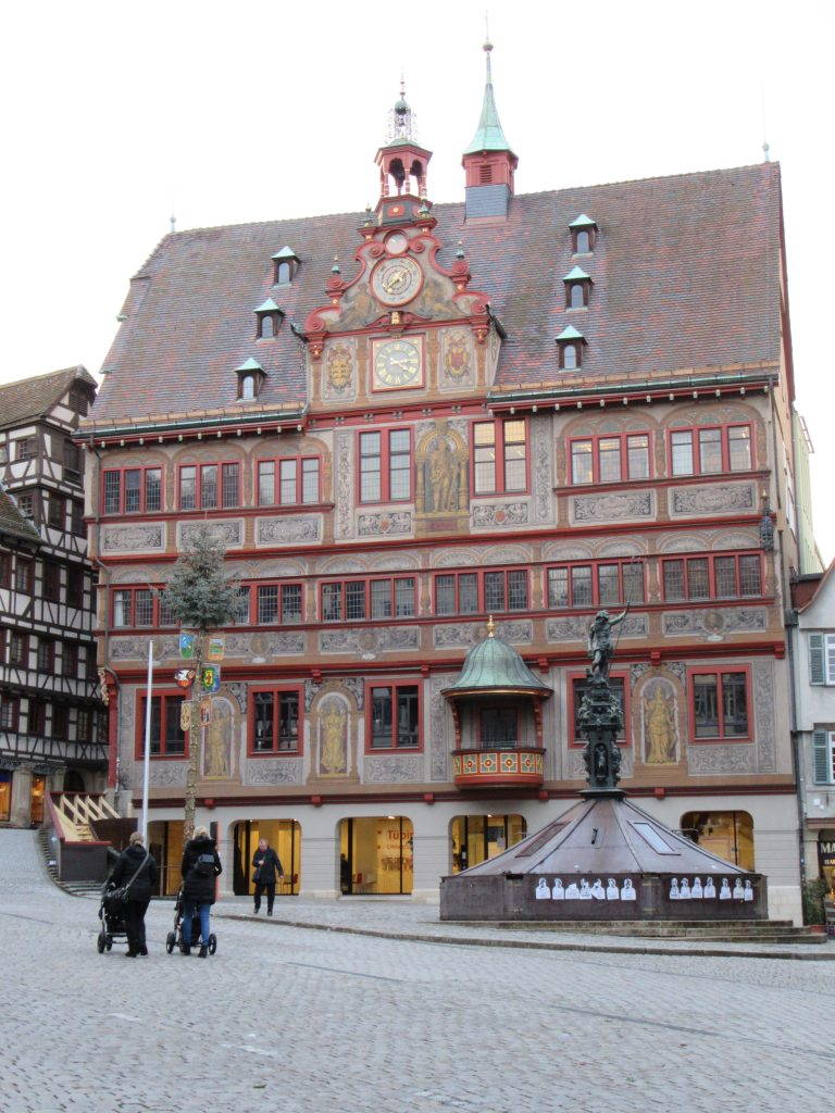 Tubingen Town Hall, Germany