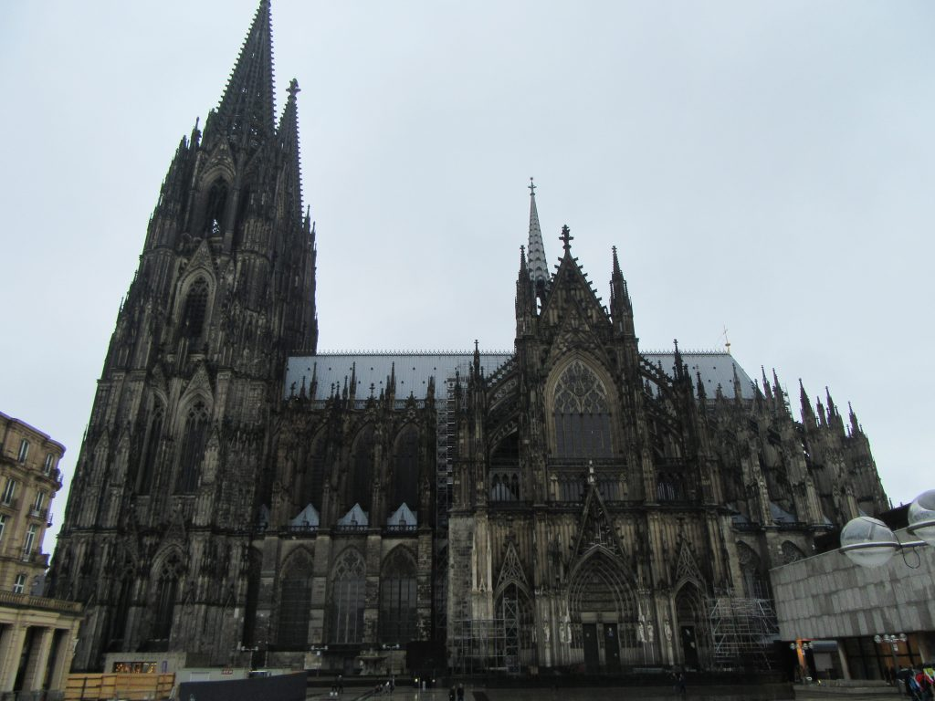 Cathedral of Cologne (Köln)