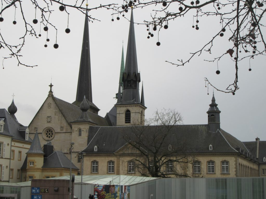 Church at Luxembourg