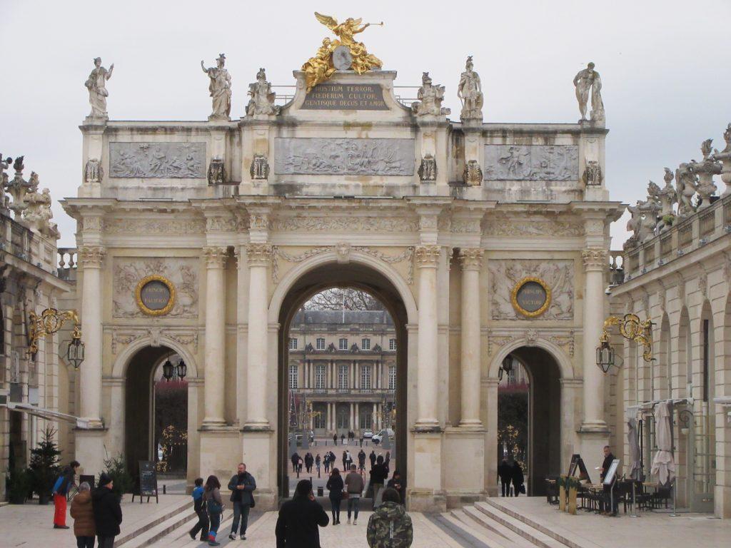 Arc Héré at Nancy, France