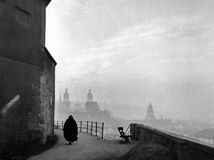 Ernst Haas - Salzburg 1945