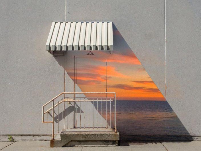 KangHee Kim contemporary city landscape artist