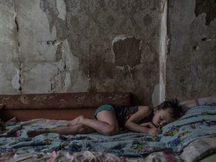 Valery Melnikov - Dark Days Project In South Ukraine