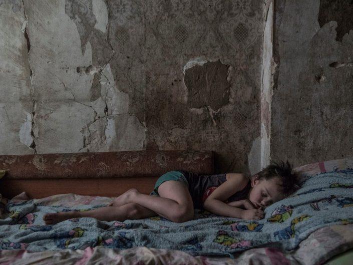 Valery Melnikov - Dark Days Project In South Ukraine