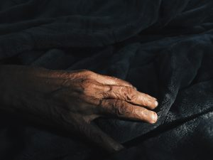 amisha nakhwa photo of old hands used for Generalistlab Carlos Castaneda book review