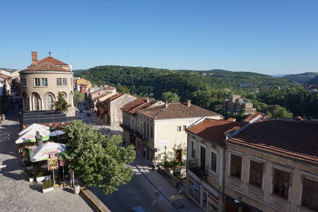 Streets of Veliko Tarnovo, Bulgaria GeneralistLab Travels