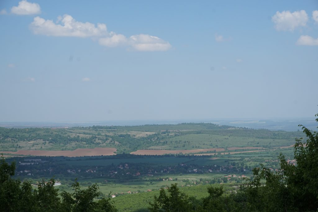 Landscape of Bulgaria