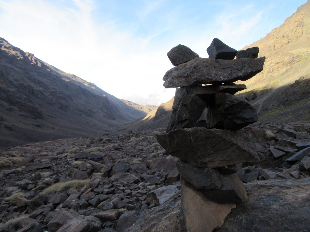 Stone formation