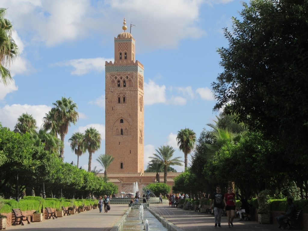 Mosque of Marrakesh