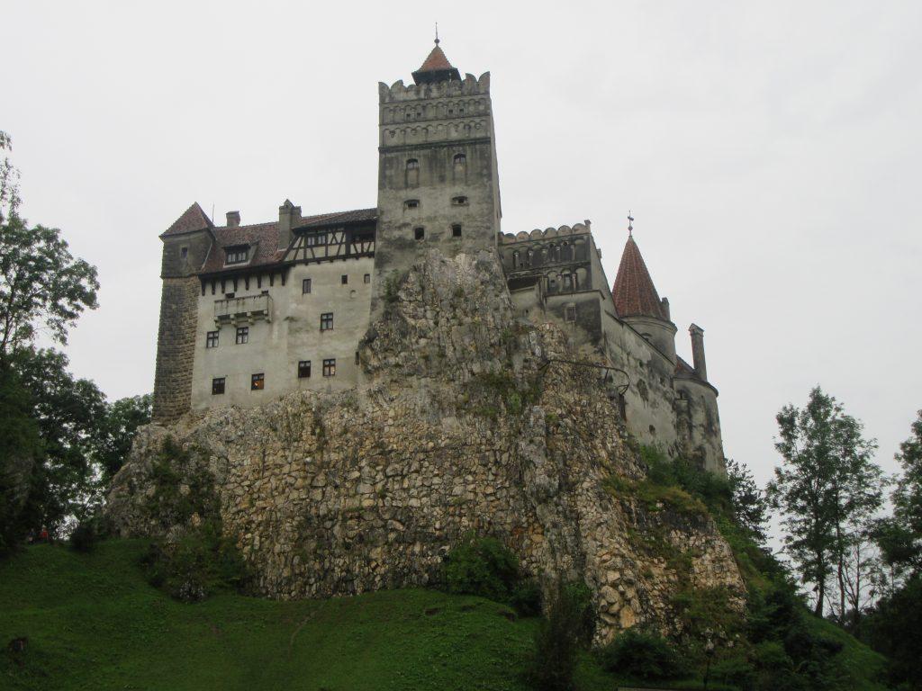 Bran Castle or Dracula's Castle in Transilvania, Romania