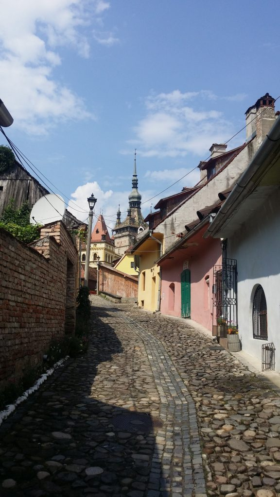 Medieval Oldtown of Sighisoara, Romania