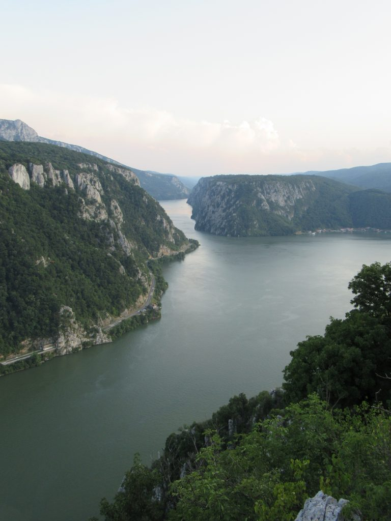Amazing View to Serbia from Ciucaru Mic Hike