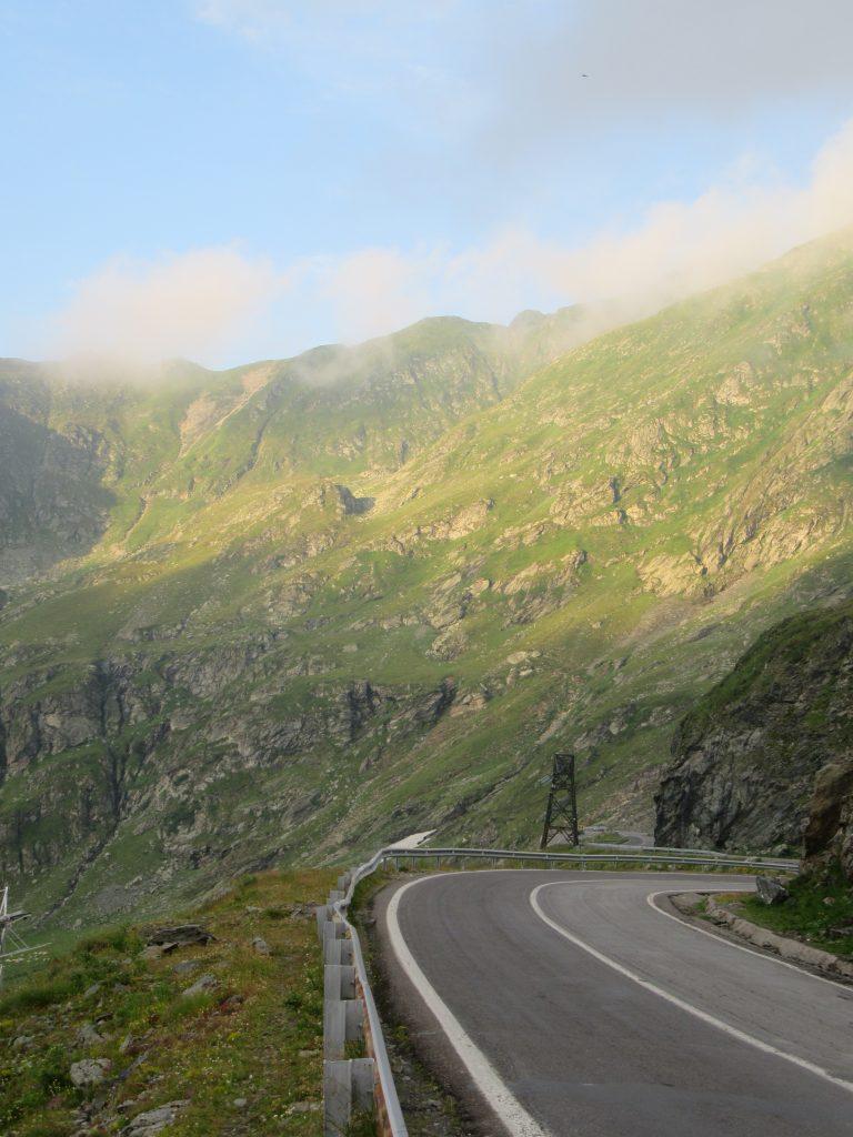 Epic Transfagarasan Scenic Road in Romania