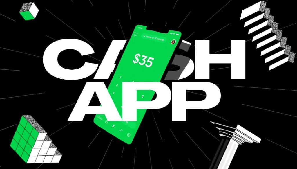 Cash App website