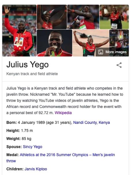 googling skills runner