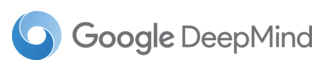 Google's DeepMind logo