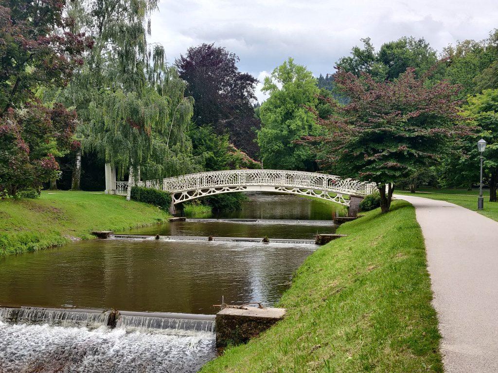 Baden-Baden river