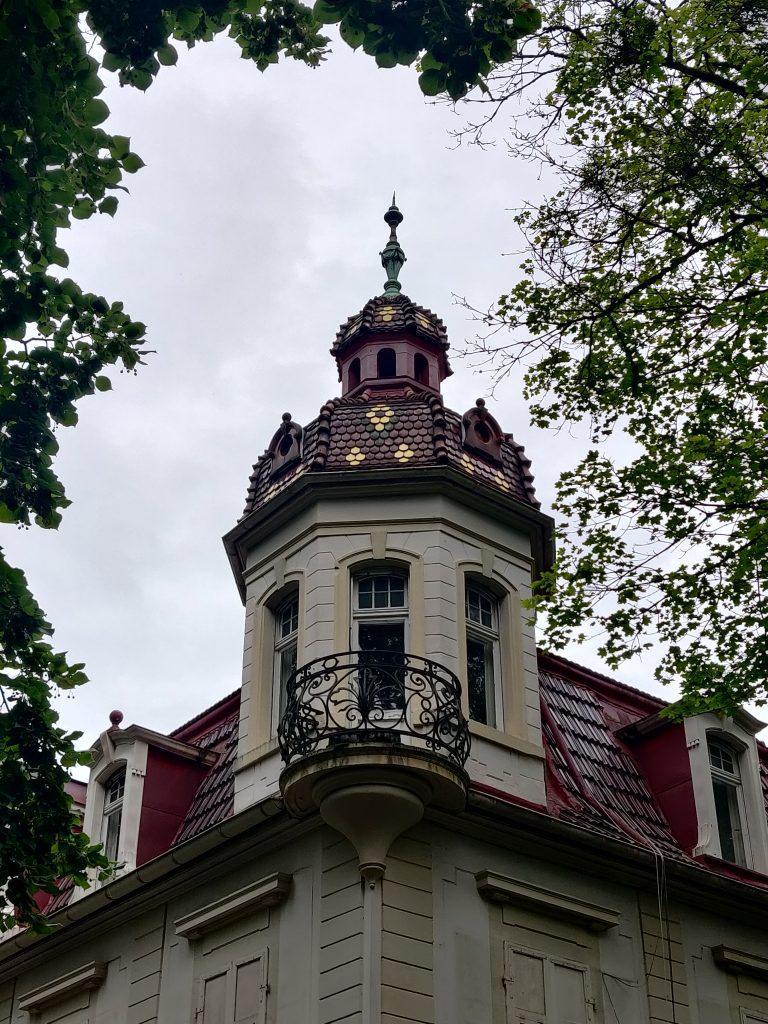 Architecture in Baden-Baden